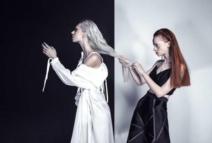 """Moonassi"" Editorial - Photos Yana Davydova"