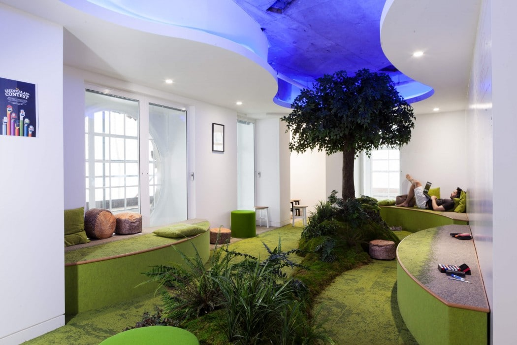 Award Winning Work Place Consultants Peldon Rose London