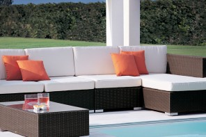 Caluco Wicker Furniture - Dijon Collection