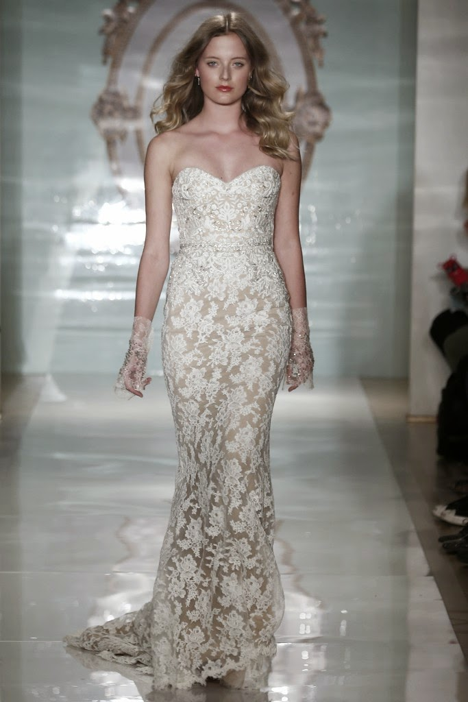 Wedding Gown - By Reem Acra