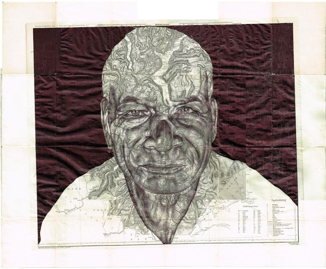 Biro Drawings Mark Powell London Design Collective