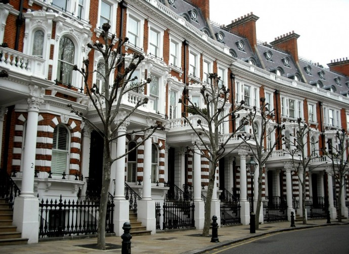 The London Rental Market - House Kensington London - By Klovovi