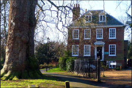 4 Of London's Property Hotspots - The Old Rectory Carshalton Village Sutton