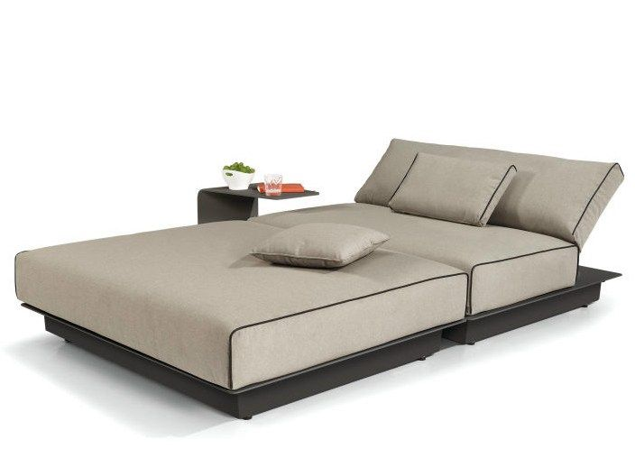 Designer Garden Furniture to Inspire a New Spring Look - Manutti Air Garden Bed