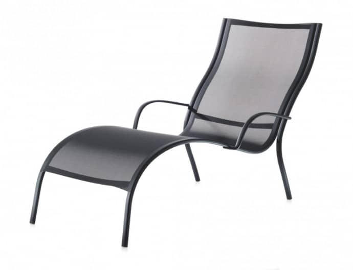 Designer Garden Furniture to Inspire a New Spring Look - Magis Paso Doble Chaise Longue
