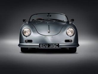 Precious Metal - Porsche 356 - By Julian Calverley