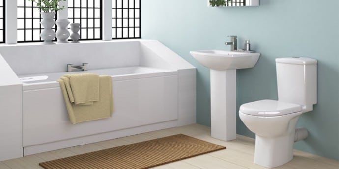 Modern Bathroom Trend for 2015 - Premier Asselby Suite