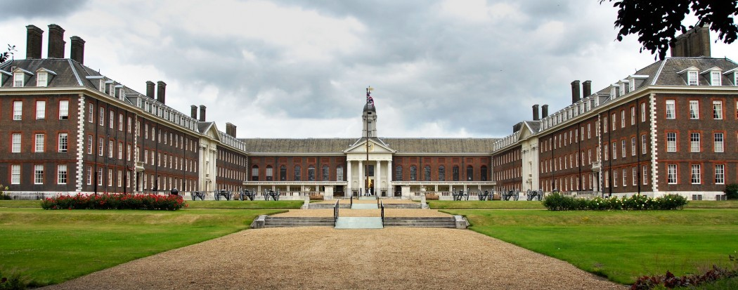 Chelsea's Most Unique Buildings - The Royal Hospital Chelsea London