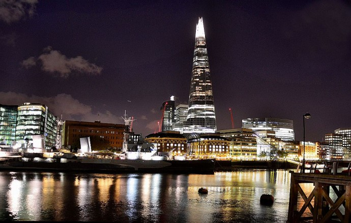 Choosing The Right Office Location - The Shard London