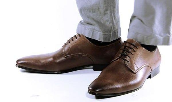 Men's Footwear: 3 Styles Every Man Must Own - The Oxford Shoe