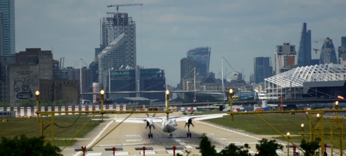 Five Reasons to Run Your Business from London - London City Airport