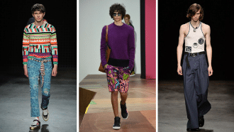 London: The Capital Of Menswear - London Collections Men SS2016