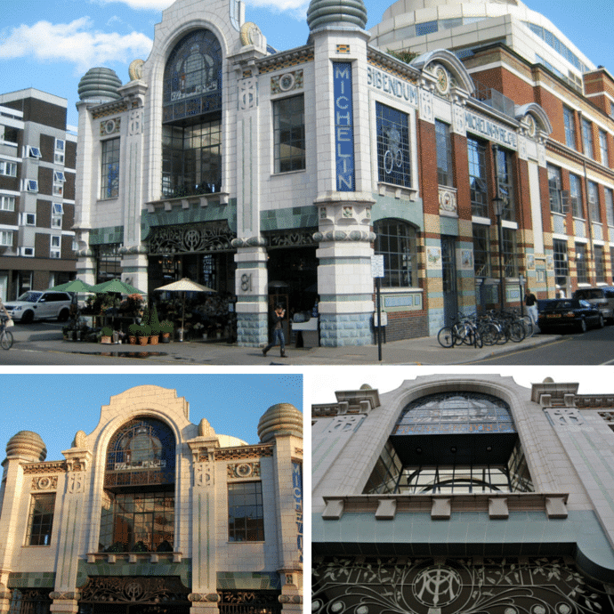 Chelsea's Most Unique Buildings - Michelin House London