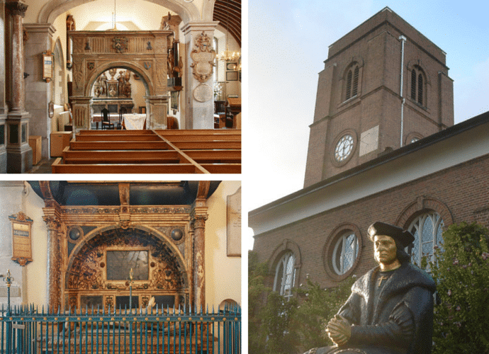 Chelsea's Most Unique Buildings - Chelsea Old Church London