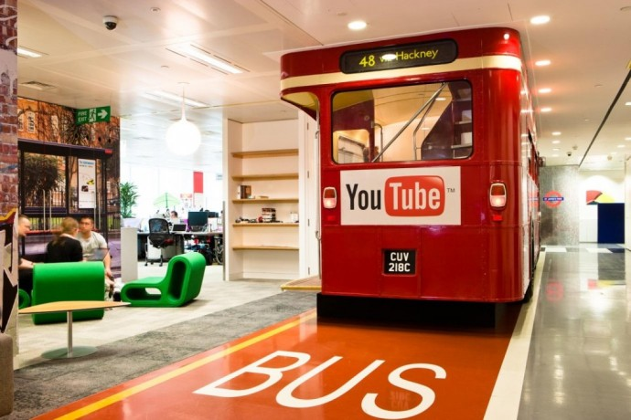 Recycle Week 2015: Three Amazing Office Interiors That Use Recycled Furnishings - Google