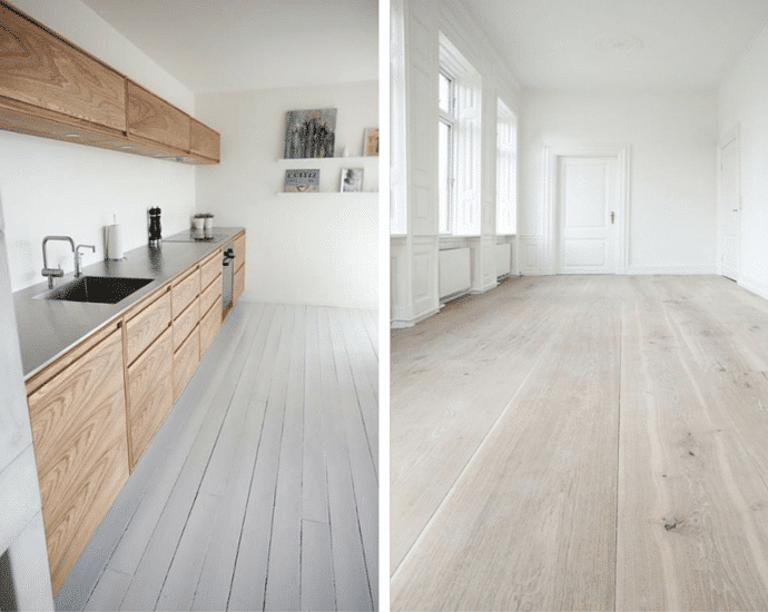 Hot Wood Flooring Trends - Wide Vs Narrow Wood Flooring.