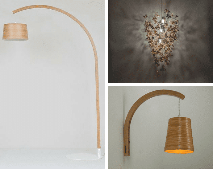 10 Interior Design Items Proud To Be 'Made In Britain' - Tom Raffield Lamps