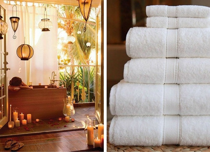 Luxury Trends For Your Bathroom - Spa Bathroom