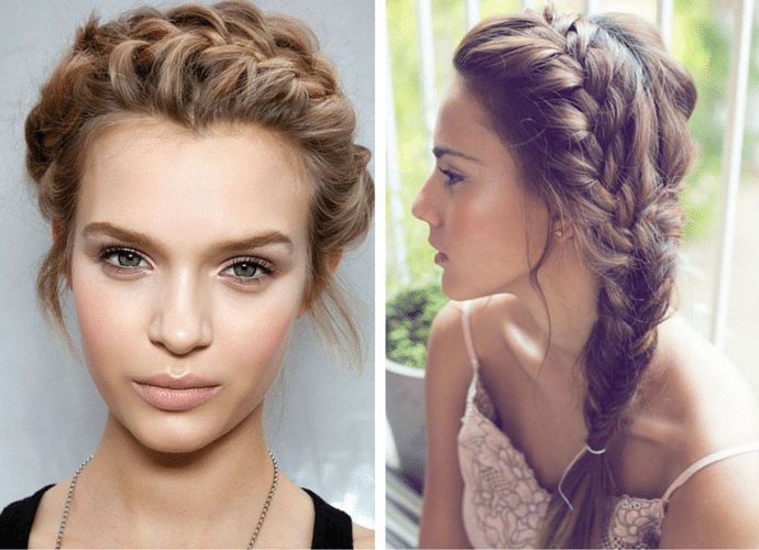 Back to work! 5 trendy bad hair day styling solutions - Braids