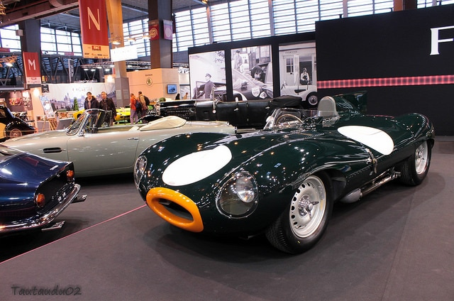 What Your Sports Car Can Say About You - Jaguar Type D 1955