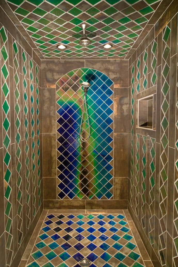 The Most Luxurious Showers In The World From California To Hong Kong