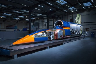 London: New Home To Bloodhound