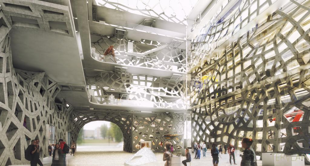 Amazing Examples of Digital Fabrication Architecture
