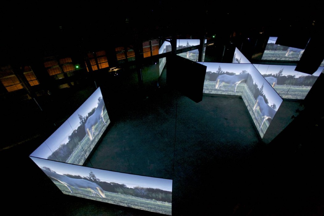 Best Types of Venue for an Art Exhibition - Altered Earth by Doug Aitken