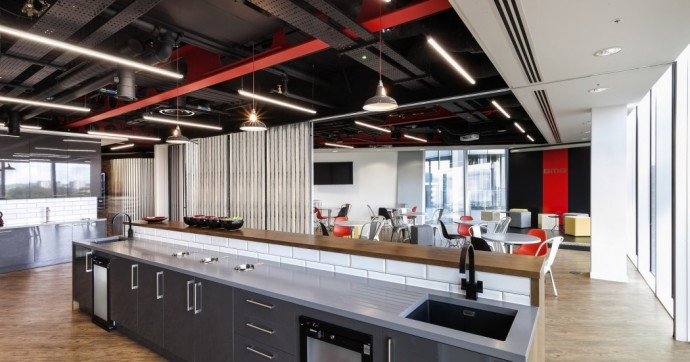 Four of London's Most Exciting Office Spaces - BMG Office London