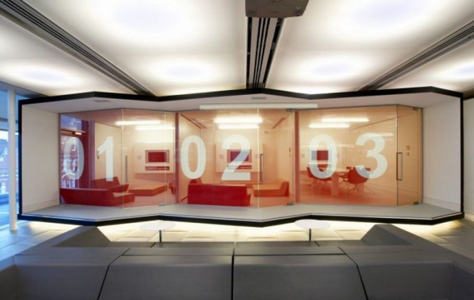 Four of London's Most Exciting Office Spaces - Red Bull Office Soho