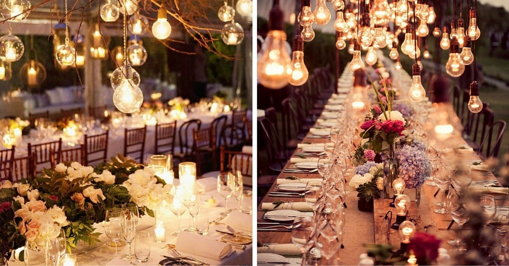 Planning Out A Stylish Wedding Dinner