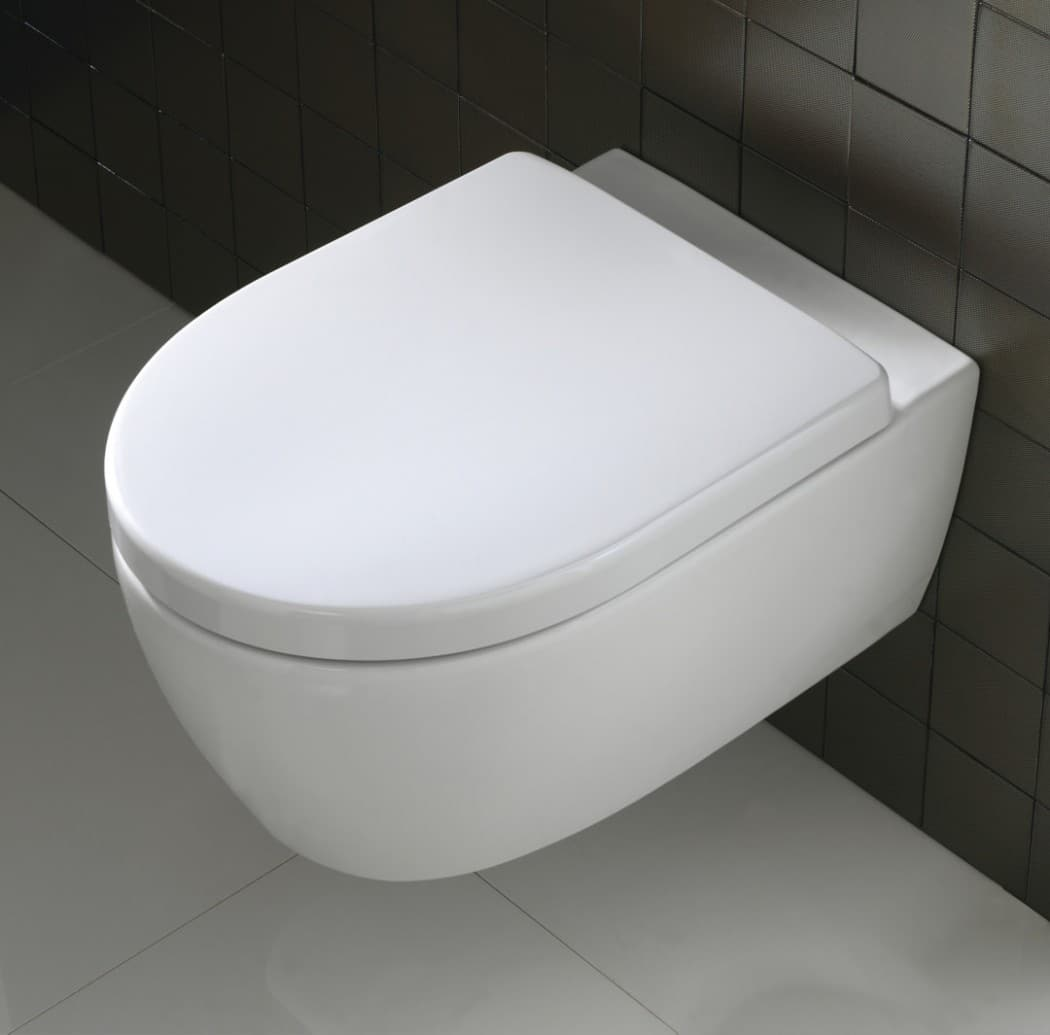 Bathroom basics 6 myths you can flush down the toilet for Flush with the wall