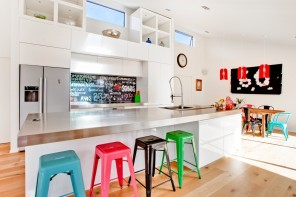 7 Colourful Kitchen Ideas