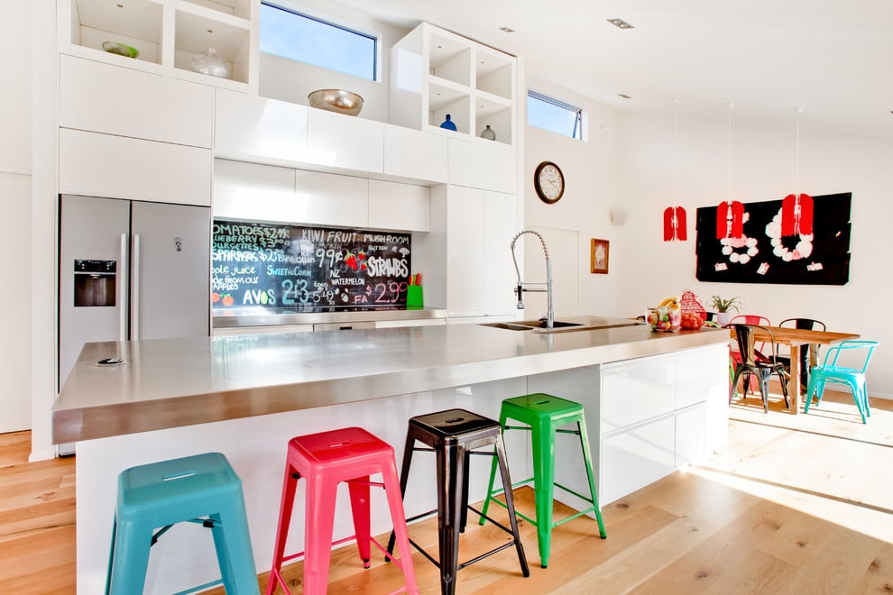 7 Colourfull Kitchen Ideas