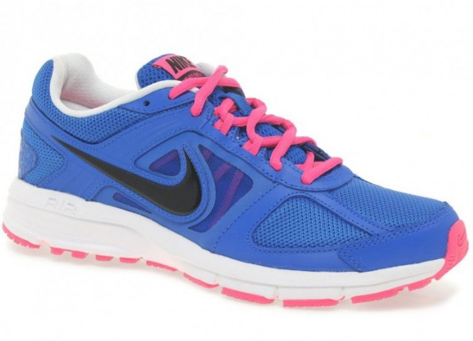 New Year Workout Wear - Nike Air Relentless Trainers