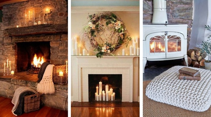5 Ways To Give A Cosy Finishing Touch To Your Home - The Cosy Fireplace