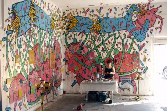 Creative Ways To Use Spray Paint In Interior Design