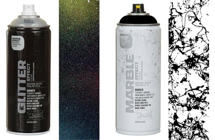 Creative Ways To Use Spray Paint In Interior Design