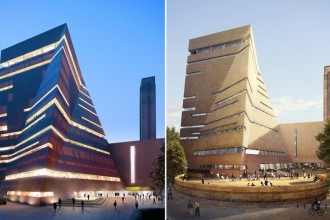 Tate Modern Extension To Open In 2016