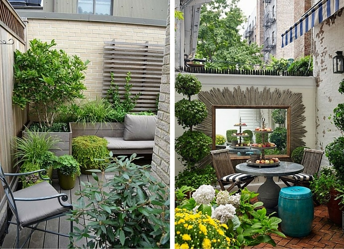 Urban Gardens, Perfect For City Centre Living