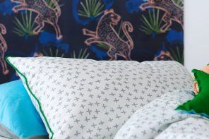 Adding a little cheer to your home with patterns & prints