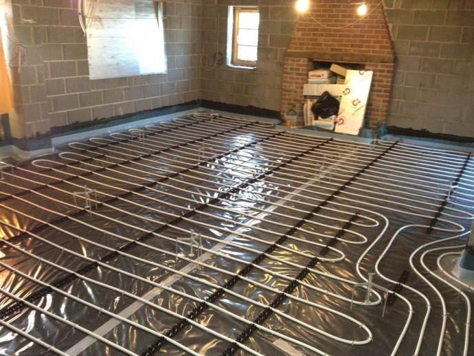 How To Prepare Your Floor For Underfloor Heating