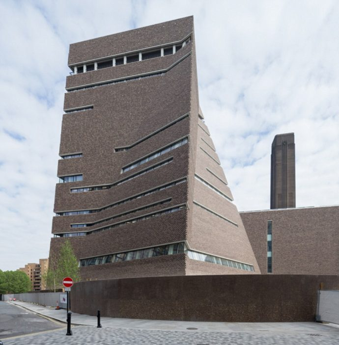 A Look At The New Tate Modern London