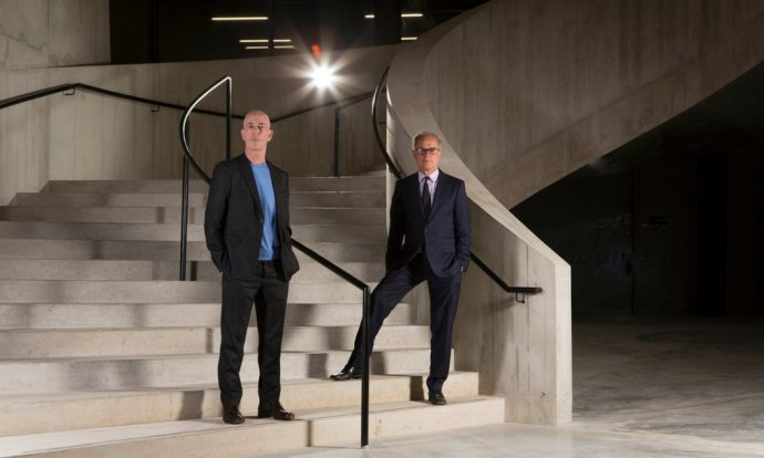 A Look At The New Tate Modern London - Designers Of Switch House Herzog & de Meuron