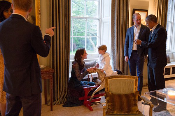 Kensington Palace - @KensingtonRoyal Twitter