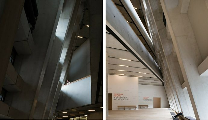 A Look At The New Tate Modern London - Switch House 10 Storey Tower