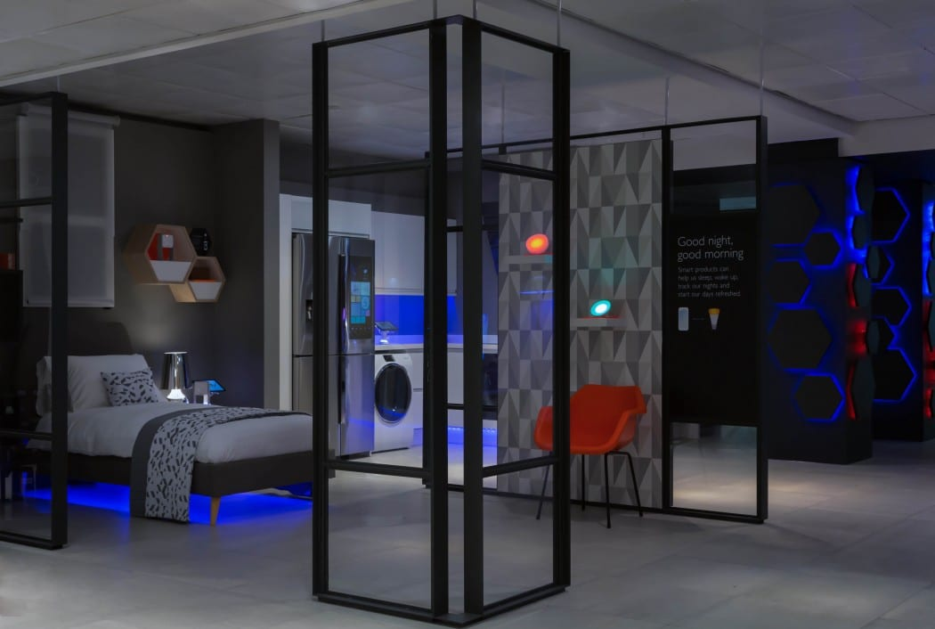 John lewis unveil smart home experience in london store for Home design john lewis