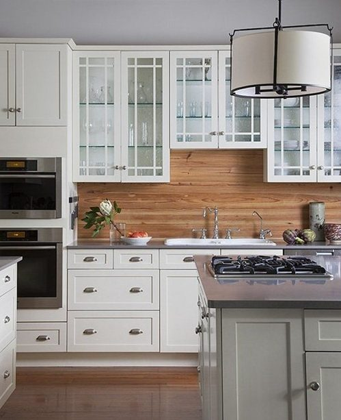 The Versatility Of Vinyl Flooring - Backsplash