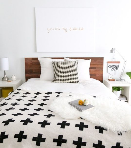 The Versatility Of Vinyl Flooring - Headboard