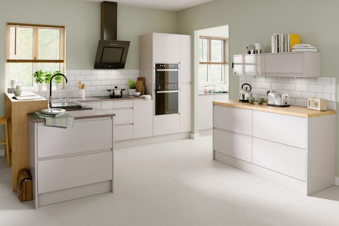 How To Give Your Kitchen A Modern Country Feel
